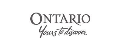 Ontario yours to discover logo