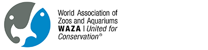 World Association of Zoos and Aquariums WAZA Logo