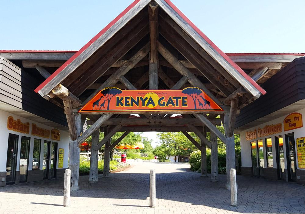 Kenya Gate